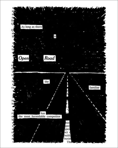Open Road - Austin Kleon