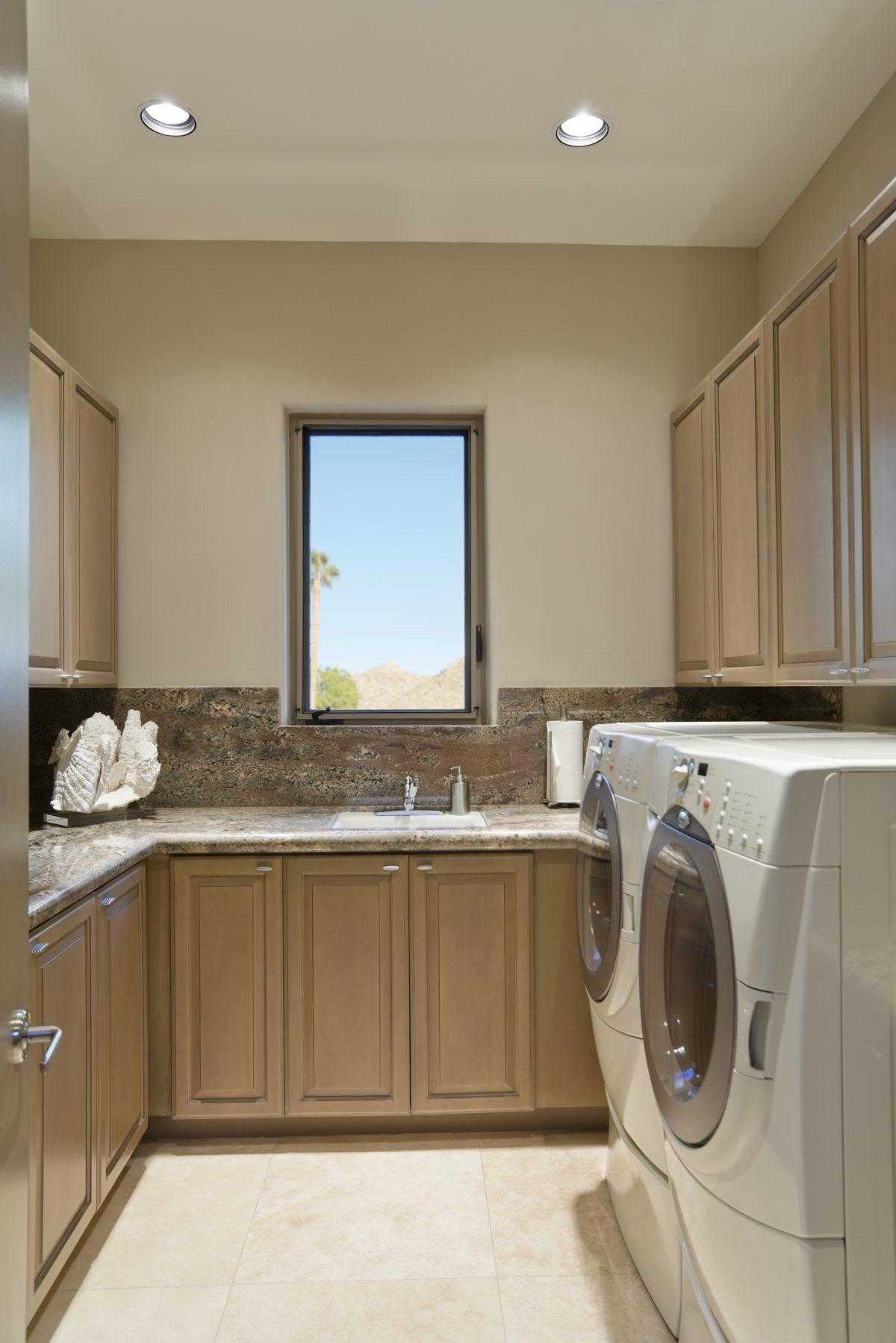 Laundry Room Cabinets Scottsdale AZ  Laundry Room