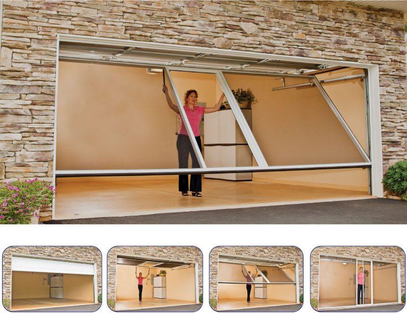 Lifestyle Screens  Austin Overhead Door Company