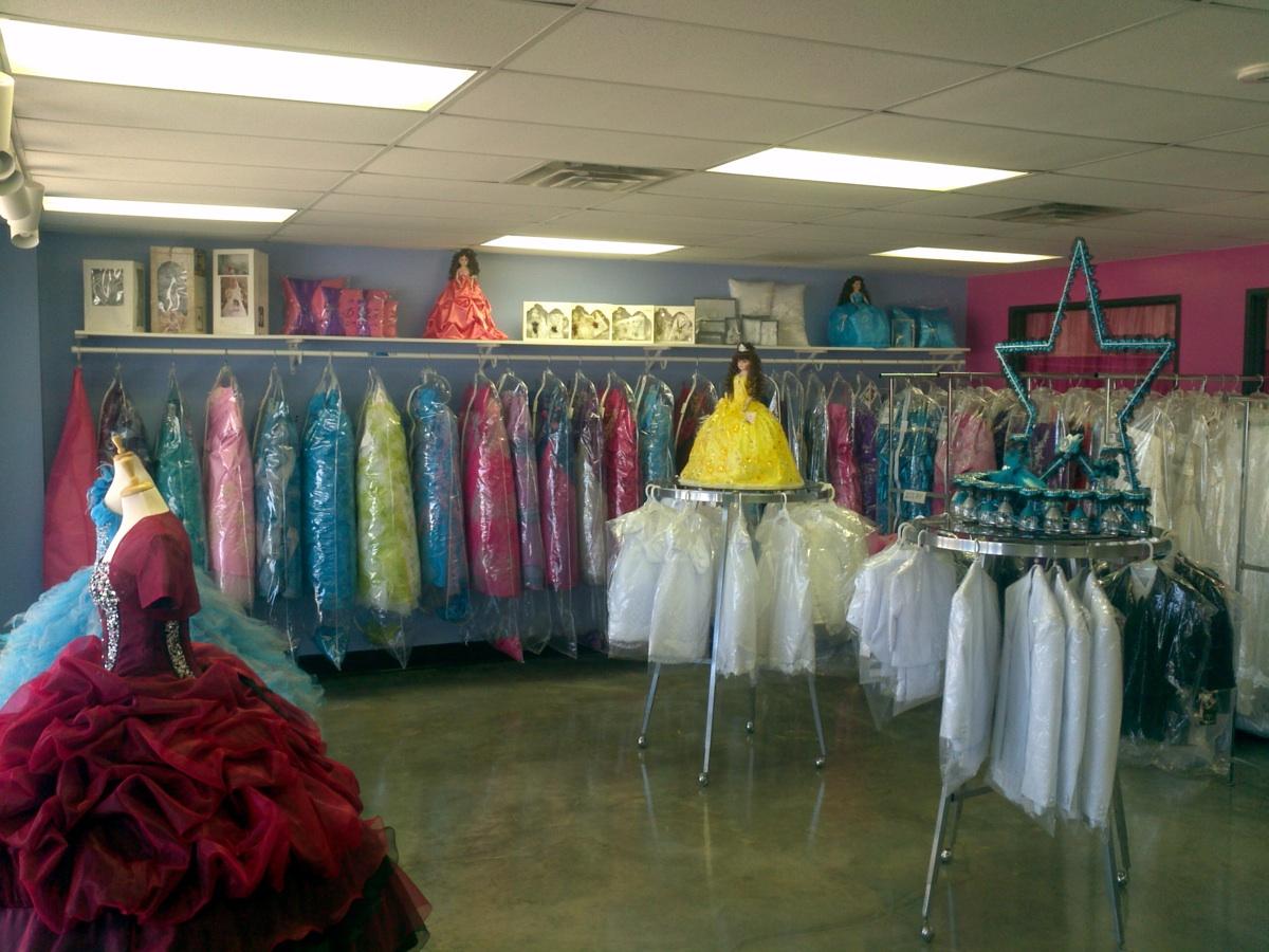 Sweet Dreams Bridal and Quinceanera Boutique  Dress Shops