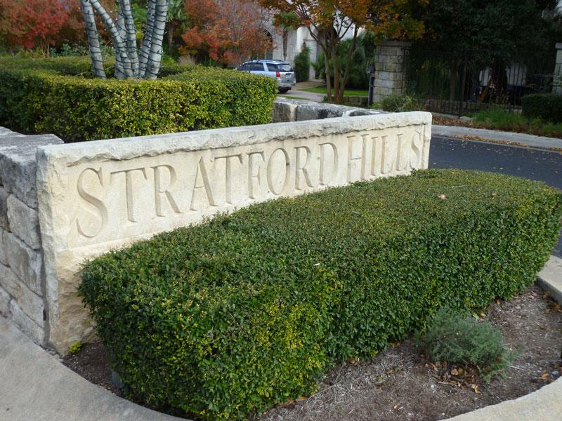 Stratford Hills Austin Neighborhood