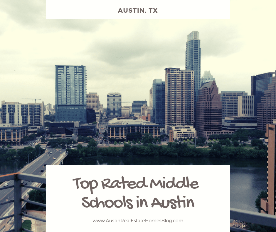 top rated middle schools austin