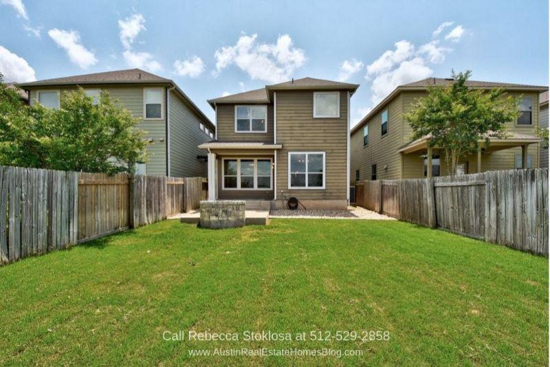 Homes in Enclave at Westgate Austin TX
