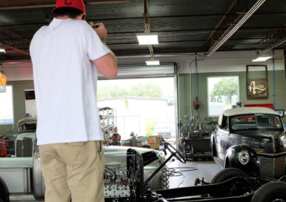 Garage Journal Jack Review Austin Speed Shop