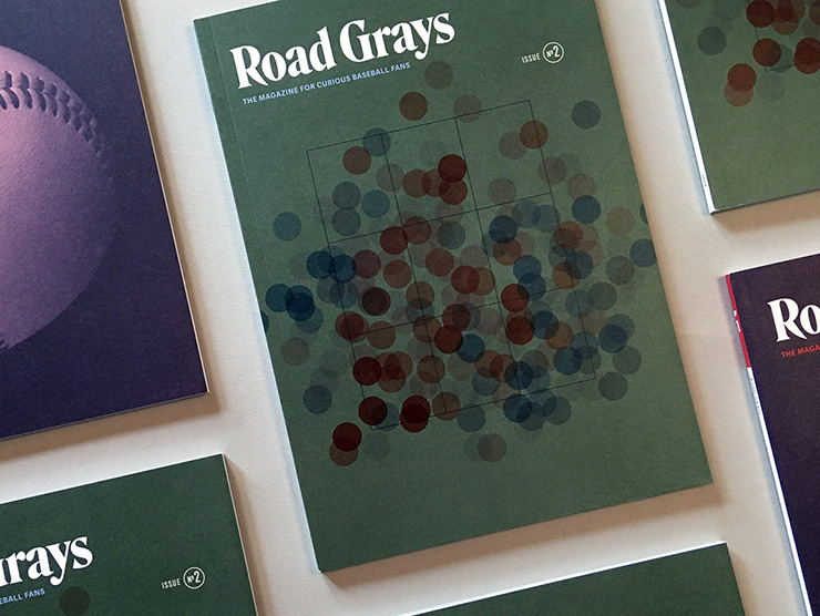 Road Grays magazine