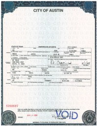 Birth and Death Certificates | Health and Human Services ...