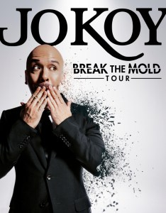 Jo koy has come  long way from his modest beginnings performing at las vegas coffee house as one of today   premiere stand up comedians sells out also paramount theatre austin rh austintheatre