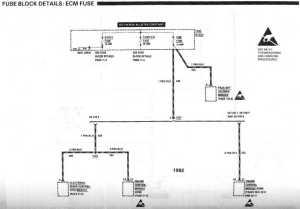 86 Camaro Cooling Fan Wiring Harness | Online Wiring Diagram