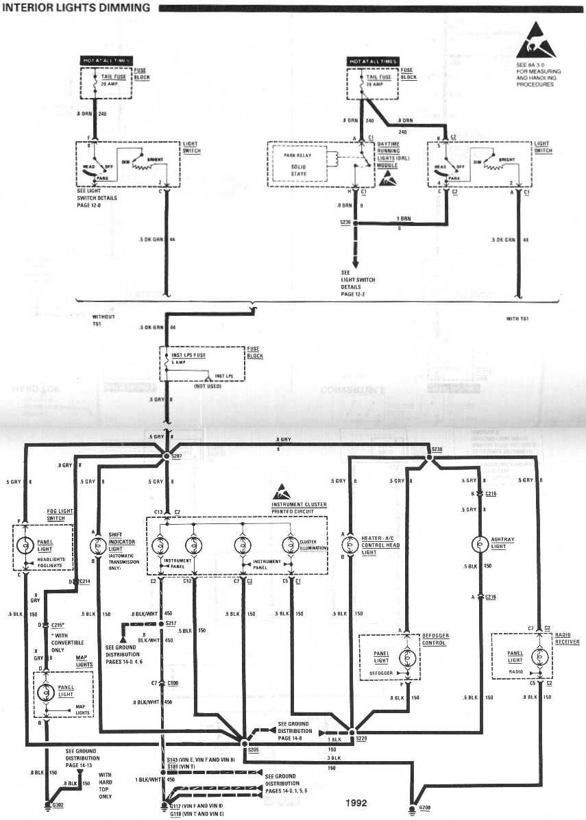 92 Firebird Headlight Wiring Diagram. Diagram. Auto Wiring