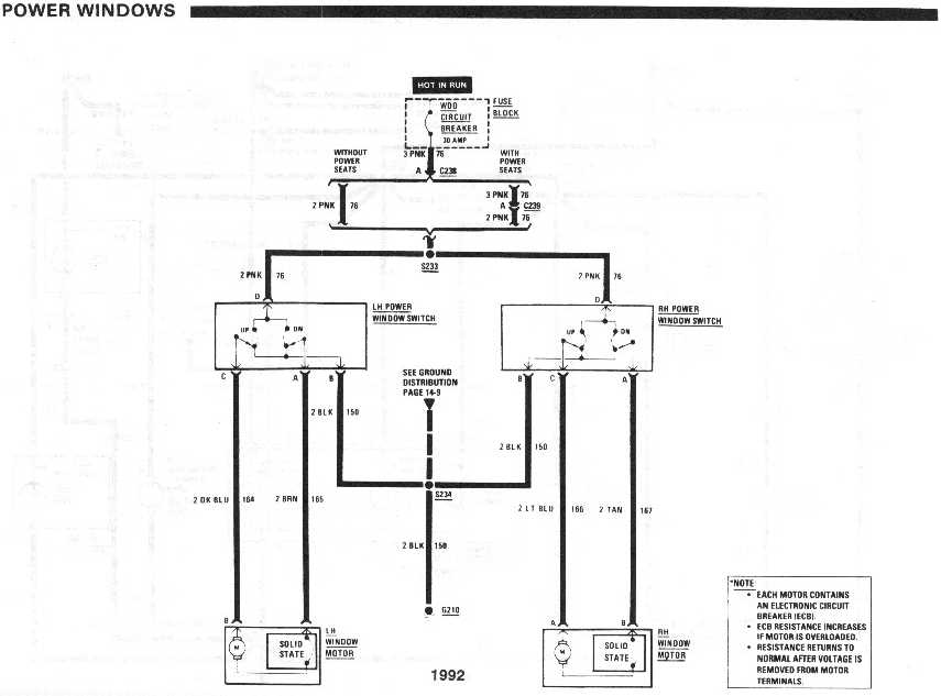 12 volt relay wiring diagrams window