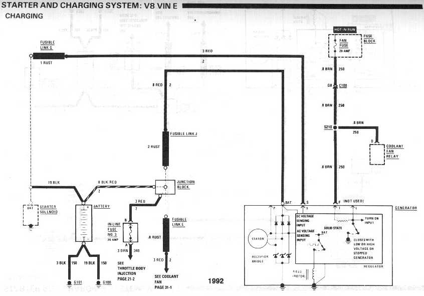 1992 chevy alternator wiring diagram choice image diagram 87 Chevy Alternator Wiring Diagram  GM Internal Regulator Wiring Diagram Chevrolet Alternator Wiring Chevy 3 Wire Alternator Wiring
