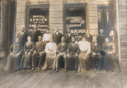 """THEIR HISTORY: The WTTW documentary """"Boss: The Black Experience in Business"""" tells the story of black business owners of black banks, barbershops and other enterprises. 