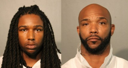 TRAGIC DEATH: Brittany Hill, top, was murdered on May 28. Eric Adams, 23, and Michael Washington, 39, were charged with her murder. | Photos provided