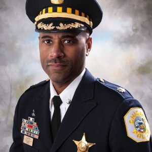 15th District Commander Ernest Cato, who was recently promoted to deputy chief of patrol. | Photo submitted