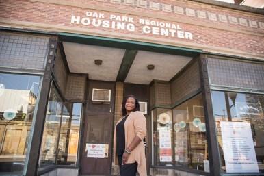 Athena Williams, Executive Director Oak Park Regional Housing Center.