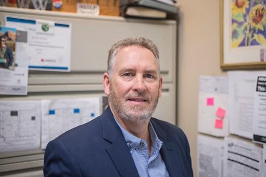 Associate Director Michael Stewart.