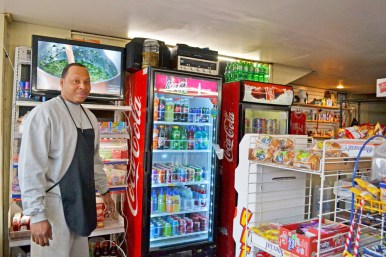 In business for a year now, LeAntoine Williams, owner of Reco's Variety Store, got a new start with Bethel New Life's entrepreneurship training program.