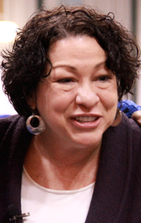 Sonia SotomayerSupreme Court Justice