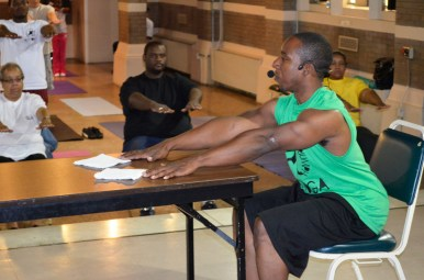 ACT Yoga holds classes at Bethel New Life's Lamon campus.
