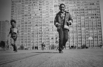 1982 Pulitzer prize winning photograph by John White. (Photo by John White)