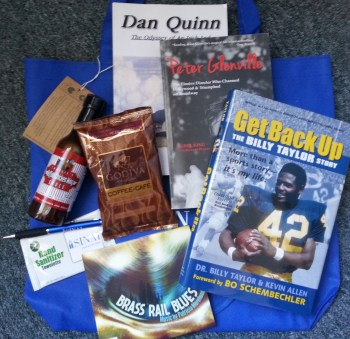 You could win this prize basket!