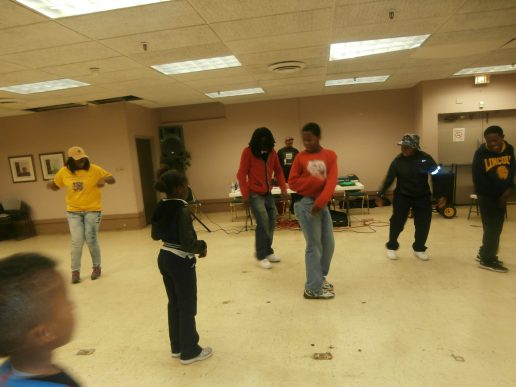 Dance Against Violence and Substance Abuse