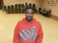 David Elam, 2015 President of the West Garfield Park Youth Council