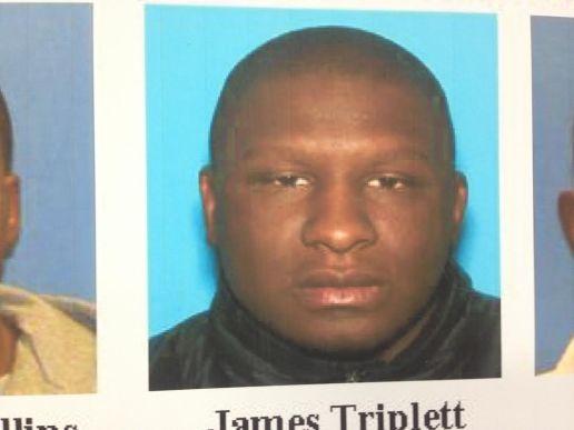 James Triplett.