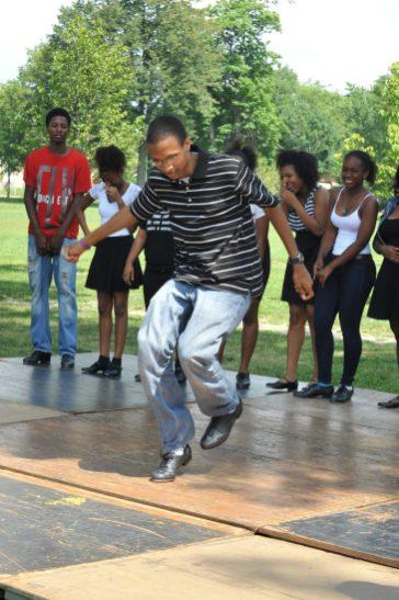 Tap Dance Troupe