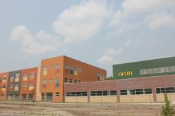 The new 6 million UCAN campus in North Lawndale includes a three-story residential building for youths. | Wendell Hutson/Contributor.