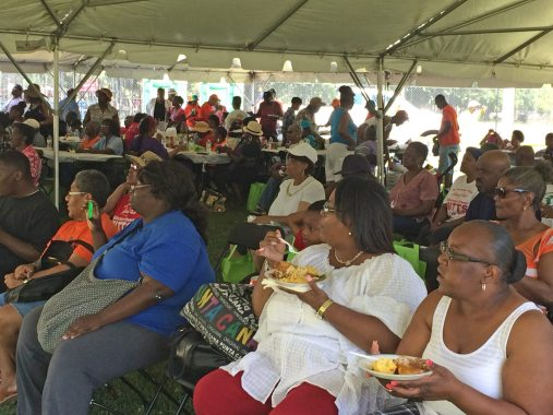 Emma Mitts hosts 37th Ward back to school Gospel Fest Ald. Emma Mitts (37th) will host her 16th Annual Back-to-School Gospel Fest in LaFollette Park, 1333 N. Laramie Ave., on Saturday, Aug. 6, from 12 p.m. to 7 p.m. The much-anticipated event will feature numerous performers, including Mildred Williams, Johari McGee & Sacred, Rev. D'angelo Person and many more. The event's Welcome Program starts at 11 a.m. The Gospel Fest's corporate sponsors include Walgreens, Coca-Cola, Comcast, Walmart, Freedman Seating, ComEd, MacArthur's Restaurant, among others. This event is, always, free and open to the public. For more information, call (773) 379-0960, or visit the alderman's office at 4924 W. Chicago Ave.