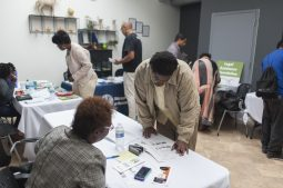 East Garfield Park's Above and Beyond Family Recovery Center hosts its first job and housing fair on Oct. 7. | William Camargo/Staff