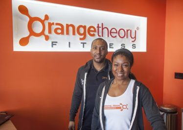 "Siblings Derek and Adreyenne Hearne are the state's first, and so far only, African-American Orangetheory Fitness franchisees. The fitness company's growth has soared since its founding in 2010. One piece of advice Adreyenne would give younger entrepreneurs? ""Always have an end-game in mind. Plan. And execute."" 