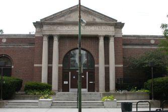 Austin Branch Library, 5615 W. Race St.