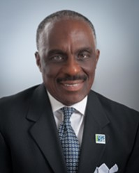 George M. Miller, Loretto Hospital CEO