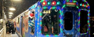 Ride the CTA Holiday Train!