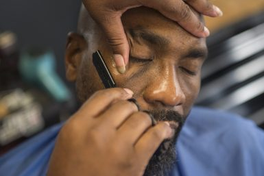 In November, AJ Styles Beauty & Barber Salon hosted an event alongside New Yerusalem Lodge #158 in order to bring awareness to cancer and Black-owned businesses. | Alex Rogals