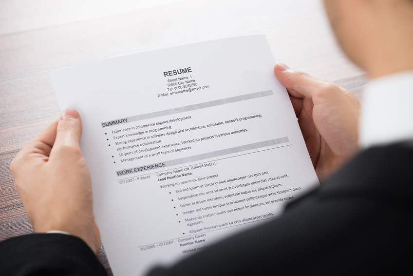 CV Lettre De Motivation Et Entretien D'embauche En Australie
