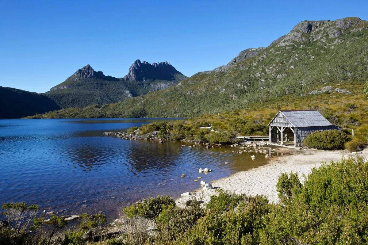 搖籃山-聖佳爾湖國家公園─澳洲旅遊局