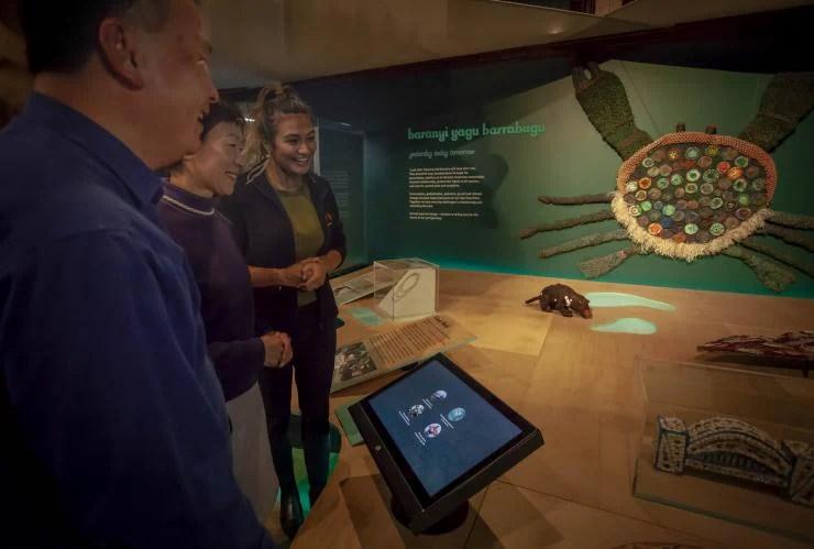 原住民藝術與博物館-澳洲旅遊局