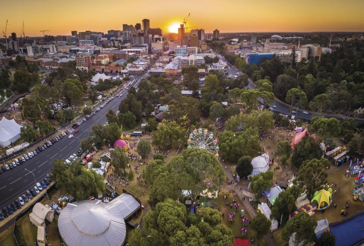 澳洲最盛大的派對及節慶—澳洲旅遊局