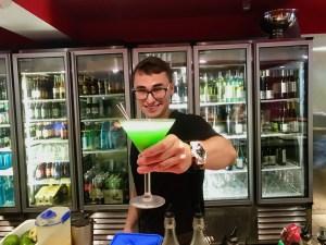 Student Pracuje za barem v Australii