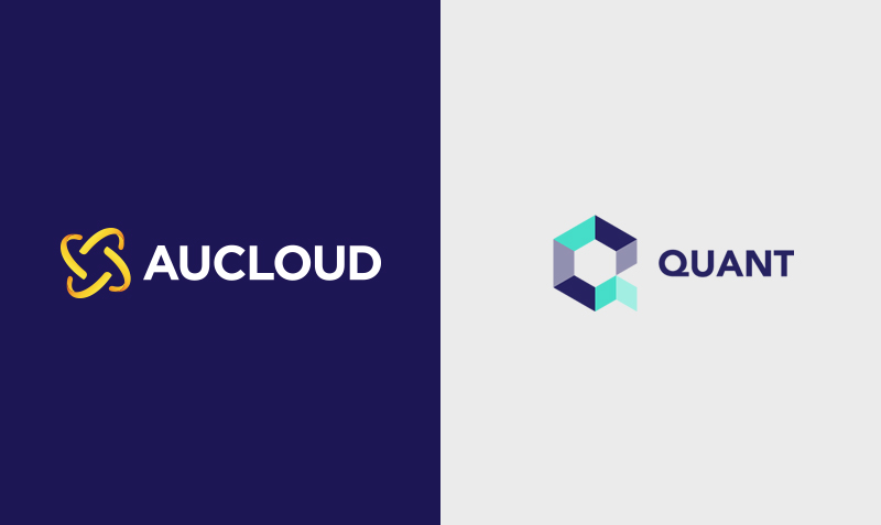 AUCloud and Quant Network partner to provide world's first