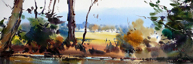 Painting Workshop Tour Locations