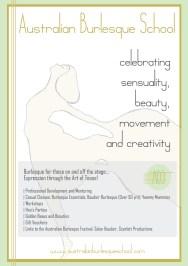 ABS Postcard Flyer