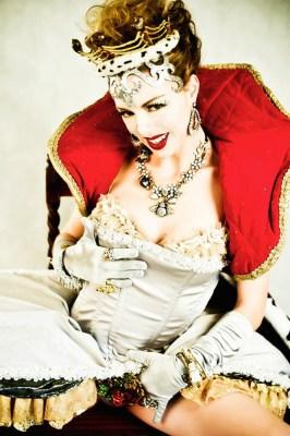 Imogen Kelly Caveboy Studios queen smile