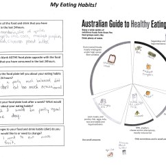 Healthy Food Diagram 2003 Honda Accord Fuse Analysis And Nutrition Below The Australian