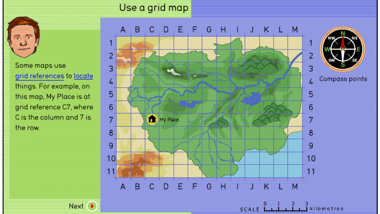 hight resolution of Introducing Mapping Skills Lesson Plan – Year 2/3/4 - Australian Curriculum  Lessons