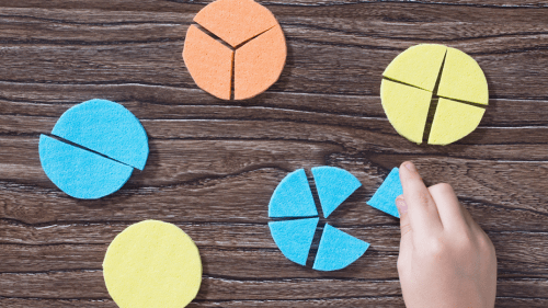 small resolution of Adding Fractions Lesson - The Fraction Calculator That Will Help Your  Children! - Australian Curriculum Lessons