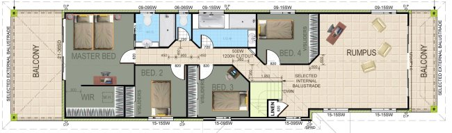 NARROW BLOCK HOMES NEW FREE HOUSE DESIGN NARROW LAND ! Narrow